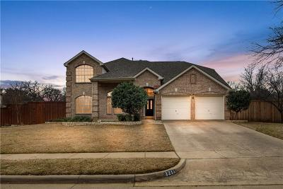Flower Mound Single Family Home For Sale: 1213 Cherry Brook Way