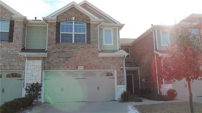 Plano Townhouse For Sale: 4674 Perthshire Court