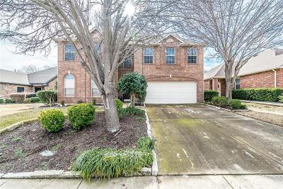 Mckinney Single Family Home For Sale: 3909 Hawkins Drive
