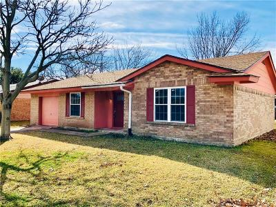 Forney Single Family Home For Sale: 519 Southlake Drive
