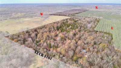 Grand Saline Farm & Ranch For Sale: 3219 Vz County Road 1701