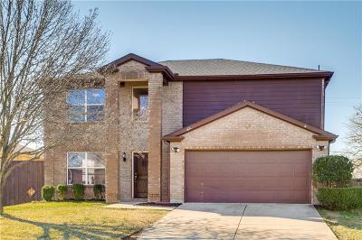 Seagoville Single Family Home Active Option Contract: 315 Oakhurst Drive