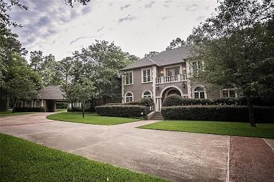 Tyler Single Family Home For Sale: 281 Saddle Creek Drive