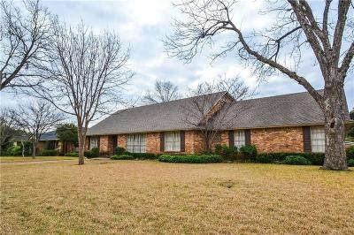 Dallas, Fort Worth Single Family Home For Sale: 7124 Mimosa Lane