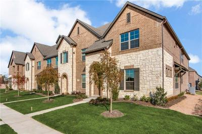 McKinney Townhouse For Sale: 6282 Davison Way