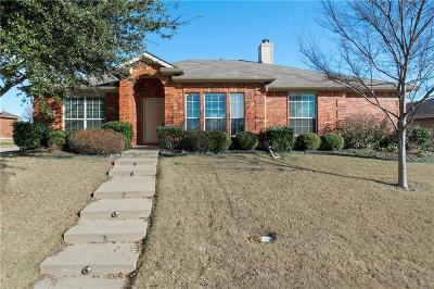 Rockwall, Fate, Heath, Mclendon Chisholm Single Family Home For Sale: 2120 New Holland Drive