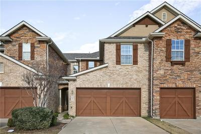 The Colony Townhouse Active Option Contract: 5895 Clearwater Court