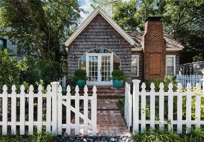 Single Family Home For Sale: 3119 Oliver Avenue