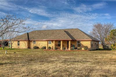 Caddo Mills Single Family Home For Sale: 2804 Fm 1903