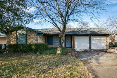 Denton Single Family Home For Sale: 2206 Westwood Drive