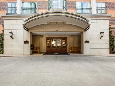 Highland Park, University Park Condo For Sale: 4242 Lomo Alto Drive #N46