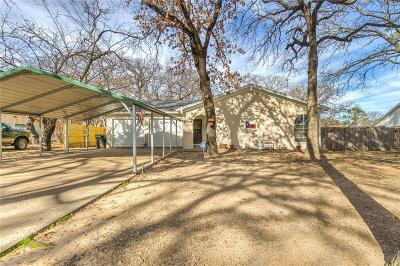 Azle Single Family Home Active Option Contract: 7210 Allyn Drive