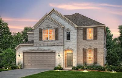 Little Elm Single Family Home For Sale: 2205 Olivia Lane