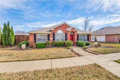 Mckinney Single Family Home For Sale: 3709 Pinetree Drive