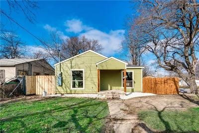 Dallas Single Family Home For Sale: 2339 Kathleen Avenue