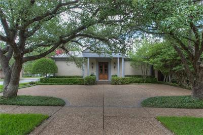 Fort Worth Single Family Home For Sale: 4738 Harley Avenue