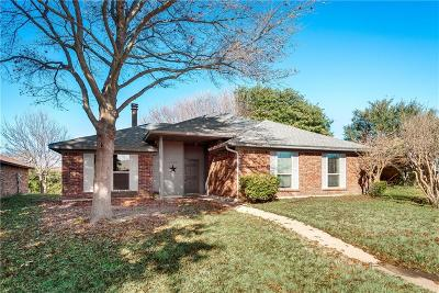 Allen Single Family Home For Sale: 1305 Marigold Drive