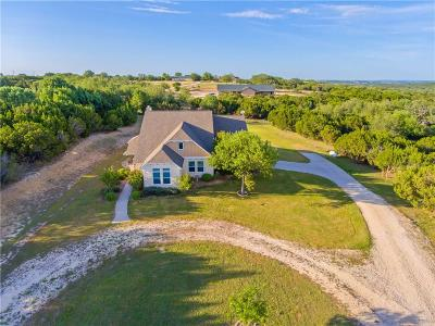 Glen Rose Single Family Home Active Kick Out: 1035 Ronald Road