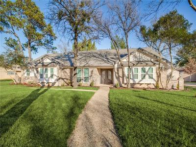 Colleyville Single Family Home For Sale: 5901 Hunter Trail