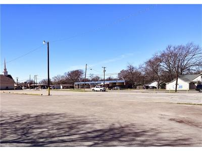Angus, Barry, Blooming Grove, Chatfield, Corsicana, Dawson, Emhouse, Eureka, Frost, Hubbard, Kerens, Mildred, Navarro, No City, Powell, Purdon, Rice, Richland, Streetman, Wortham Commercial For Sale: 2203 7th Street