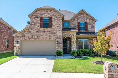 Little Elm Single Family Home For Sale: 809 Calliopsis Street