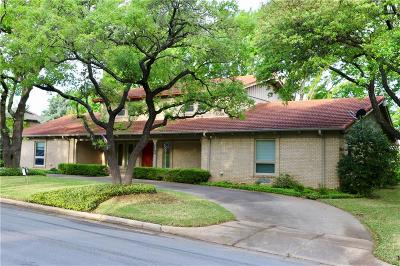 Fort Worth Single Family Home For Sale: 3700 Autumn Drive