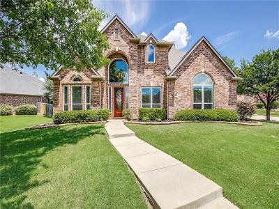 Rockwall Single Family Home For Sale: 2360 Lake Forest Drive