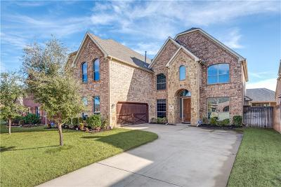 Keller Single Family Home For Sale: 1644 Bradford Grove Trail