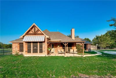 Quinlan Single Family Home For Sale: 6001 Fm 36 S