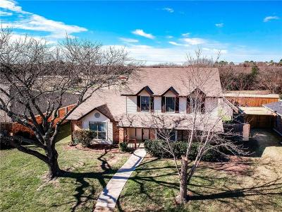 Lewisville Single Family Home For Sale: 586 Yorkshire Terrace