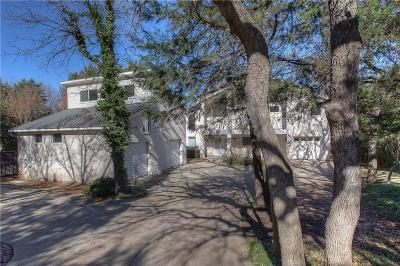 Irving Single Family Home Active Option Contract: 1701 Landmark Road