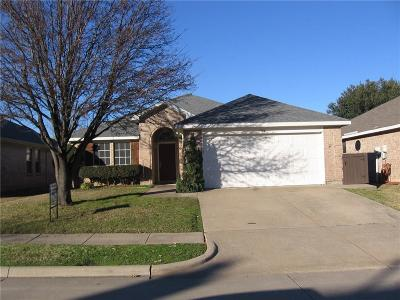 Wylie Single Family Home Active Option Contract: 3104 Creekwood Drive