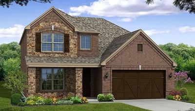 Lewisville Single Family Home For Sale: 1196 Lakefirth Path