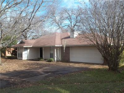 Crandall, Combine Single Family Home For Sale: 707 Adams Drive