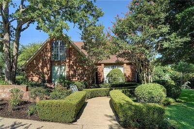 Colleyville Single Family Home For Sale: 4102 Chrismac Way
