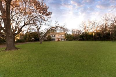 Dallas County Residential Lots & Land For Sale: 5829 Joyce Way