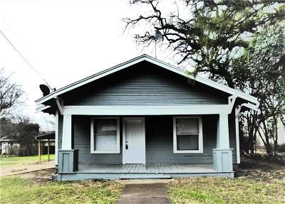 Brownwood Single Family Home For Sale: 706 Avenue G