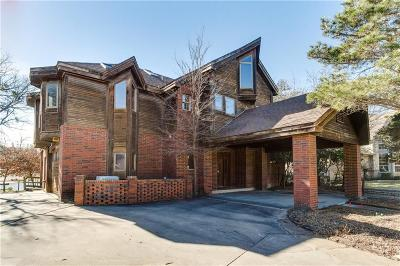 Fort Worth TX Single Family Home Active Contingent: $600,000