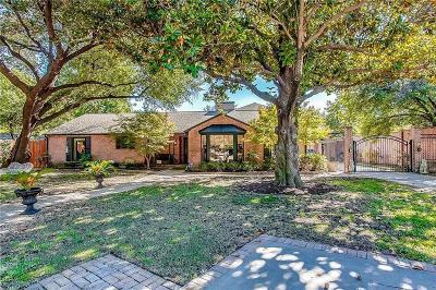 Dallas County Single Family Home For Sale: 7138 Azalea Lane