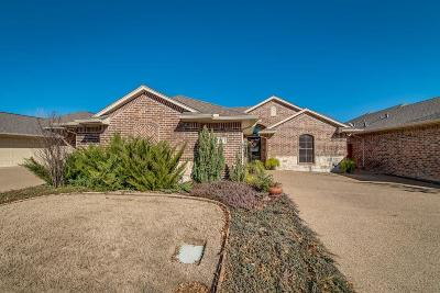 Waxahachie Single Family Home Active Option Contract: 210 Oleander Place