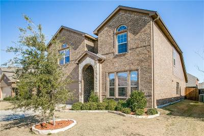 Fort Worth Single Family Home Active Option Contract: 13168 Palancar Drive