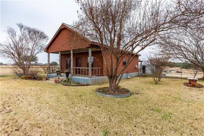 Weatherford Single Family Home Active Option Contract: 149 Travis Road