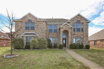 Desoto Single Family Home For Sale: 1616 Tanglerose Drive