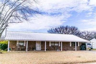 Hico Single Family Home For Sale: 912 Chestnut