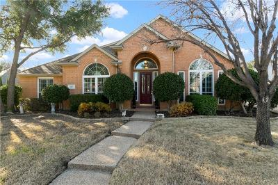 Irving Single Family Home For Sale: 507 Lilly Court