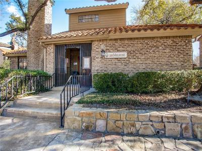 Richardson Condo Active Option Contract: 333 Melrose Drive #16B