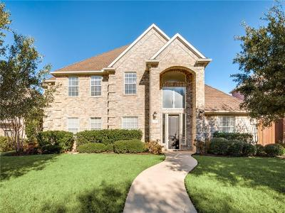 Irving Single Family Home For Sale: 2221 Creekside Circle N