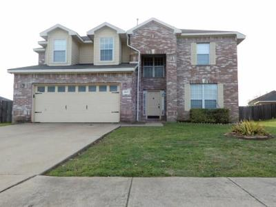 Mansfield Single Family Home For Sale: 2617 Ridgeoak Trail