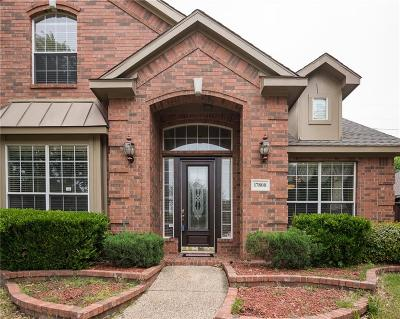 Single Family Home For Sale: 17808 River Chase Drive