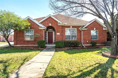 Carrollton Single Family Home Active Option Contract: 3872 Harrison Drive
